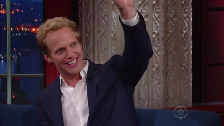 Chris Geere joins A Million Little Thins
