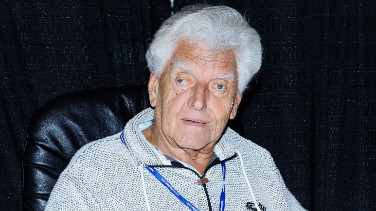 Darth Vader actor David Prowse