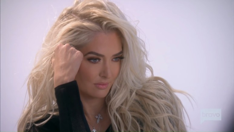 Erika Jayne on RHOBH