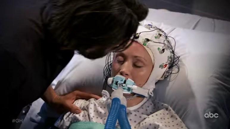 Emme Rylan as Lulu on General Hospital.