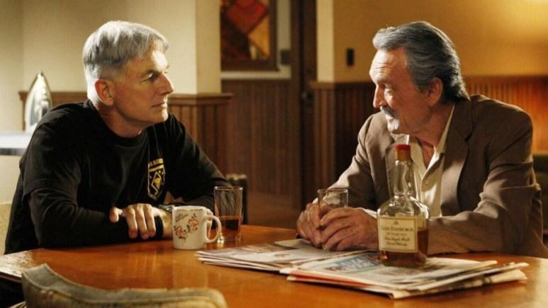 Gibbs And Franks NCIS