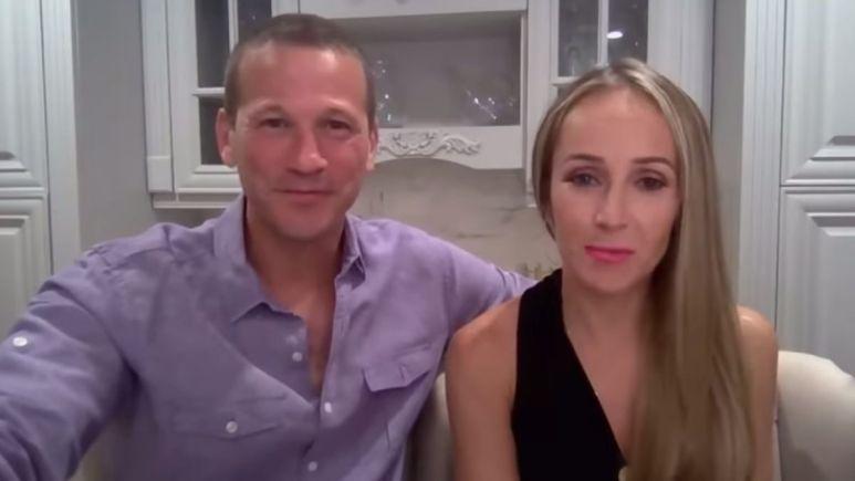 JP and Ashley Rosenbaum