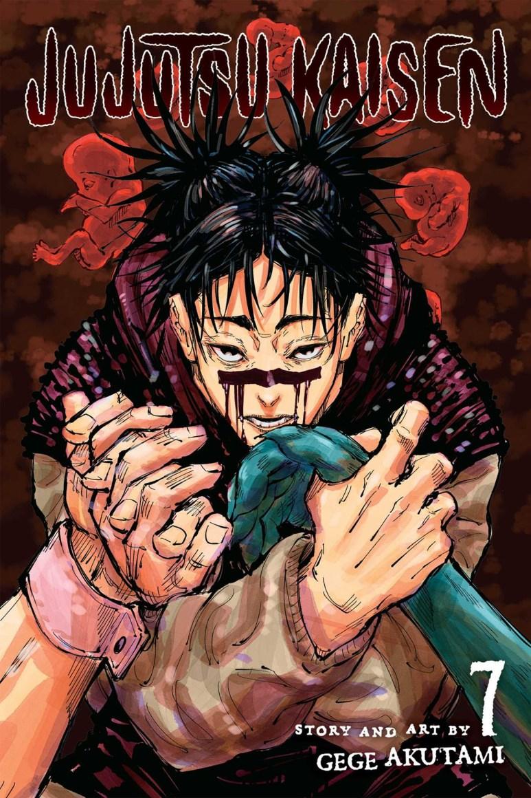 Jujutsu Kaisen Manga
