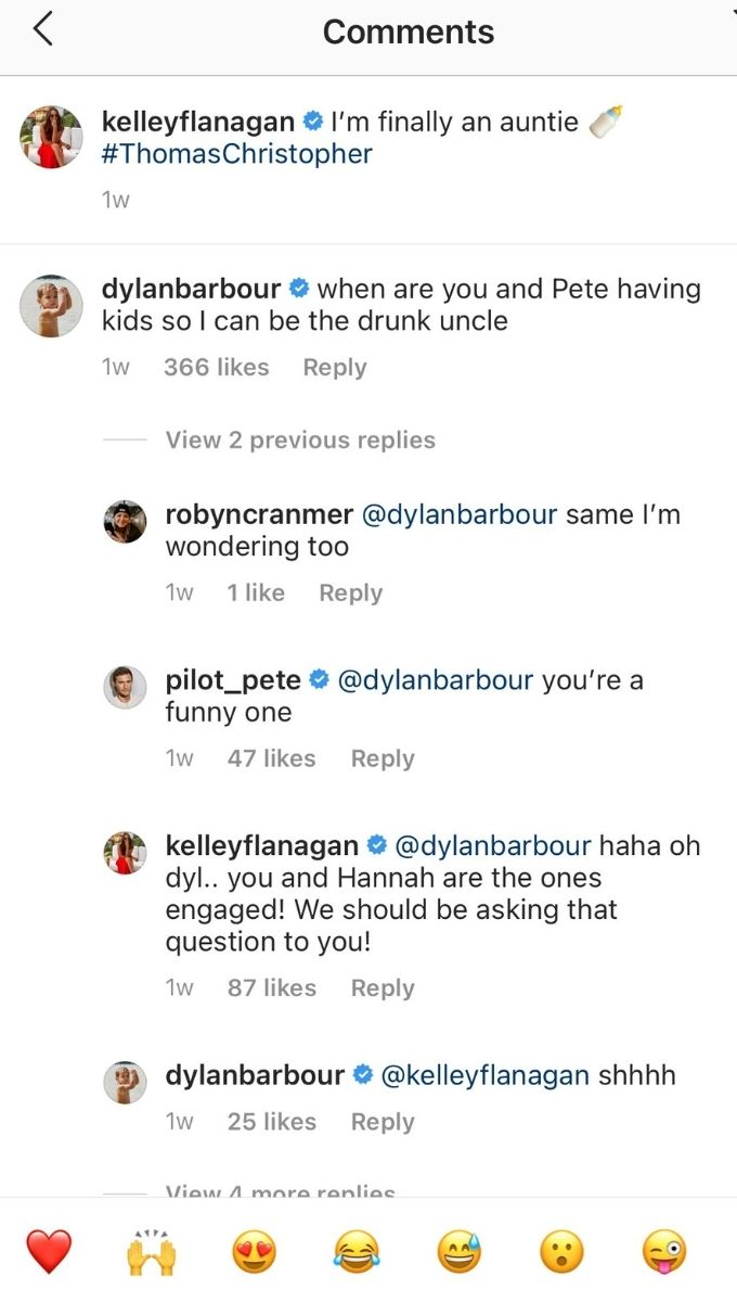 Kelley comments
