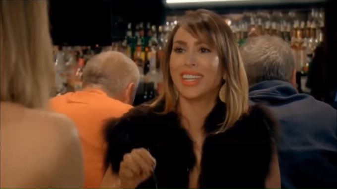 Kelly Dodd during an episode of RHOC