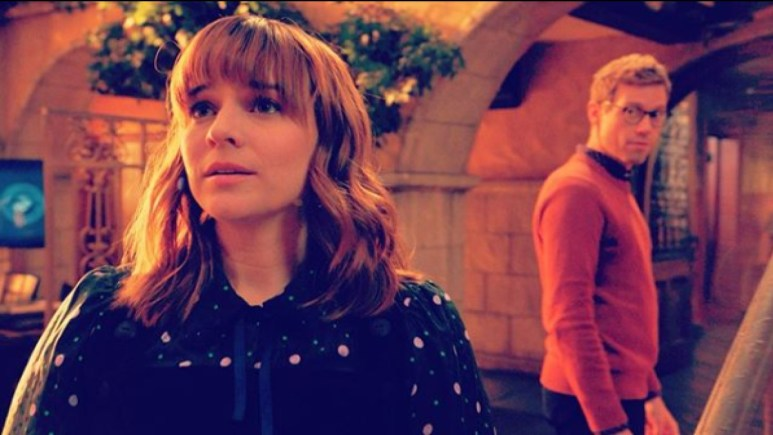 Nell And Eric of NCIS: Los Angeles.