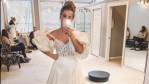 Nicole Franzel Wedding Dress