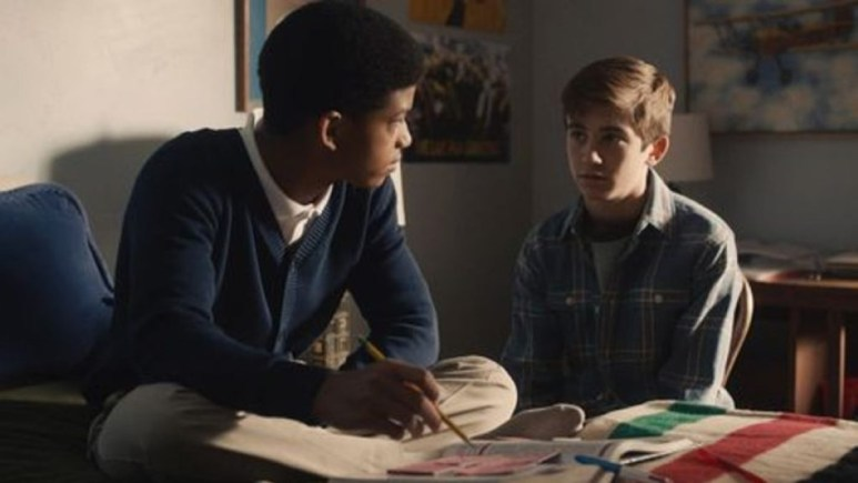 Young Kevin And Randall This Is Us