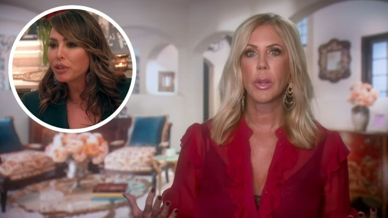 Vicki Dodd says Kelly Dodd is a vile person, but feels sympathy for her mom's COVID-19 battle