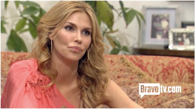 Brandi Glanville on the RHOBH.