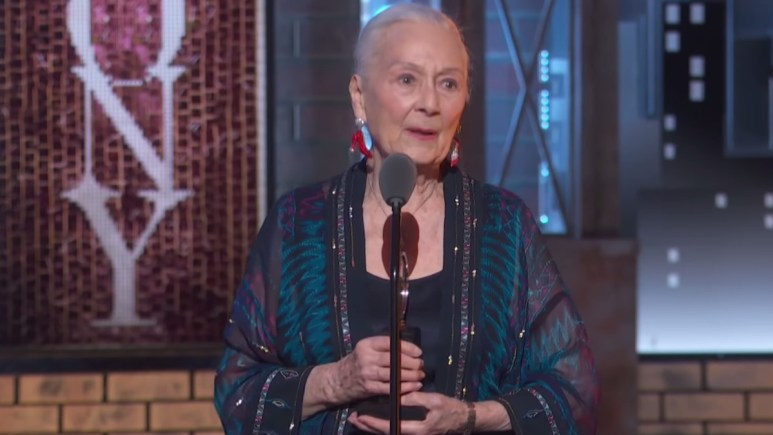 rosemary harris who plays janet on the undoing
