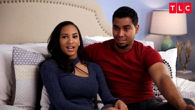 90 Day Fiance couple Chantel and Pedro