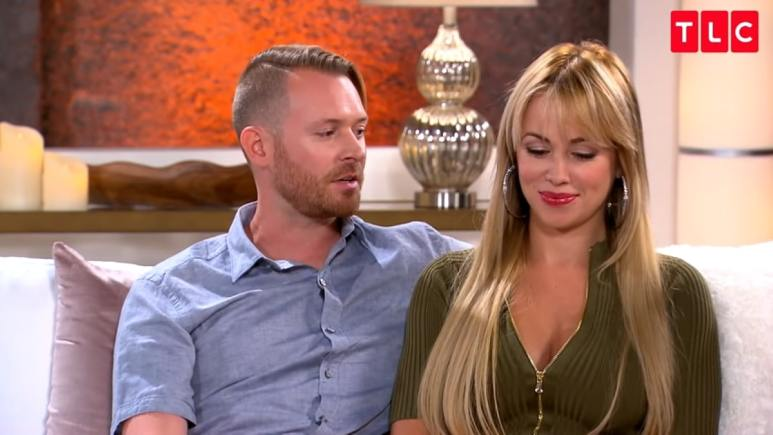 90 Day Fiance couple Paola and Russ