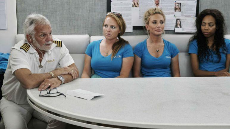 Captain Lee Rosbach shuts down troll over Below Deck Season 7 bullying.