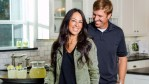 Chip and Joanna Gaines in Fix Upper