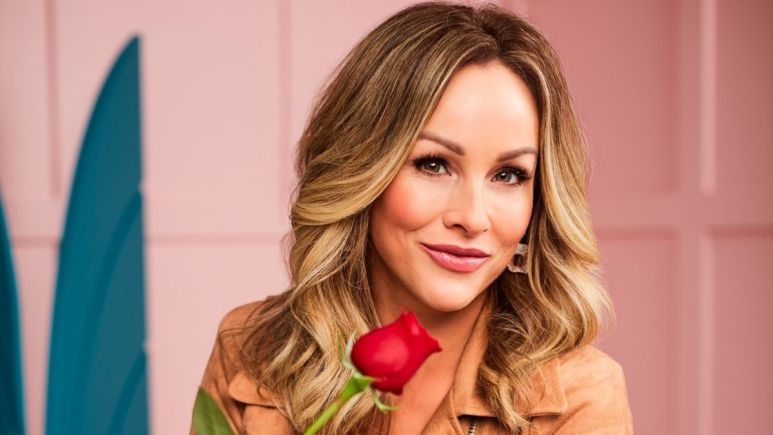 Clare Crawley as The Bachelorette