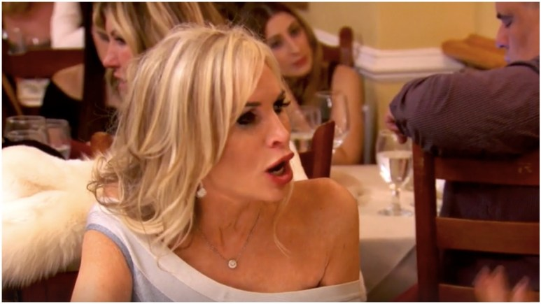 Kim D spills the tea on The Real Housewives of New Jersey.