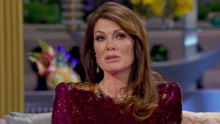 Lisa Vanderpump on the RHOBH Season 8 reunion.