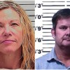 Mugshots of Lori Vallow and Chad Daybell