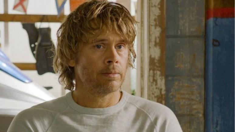 Eric Christian Olsen As Deeks NCIS