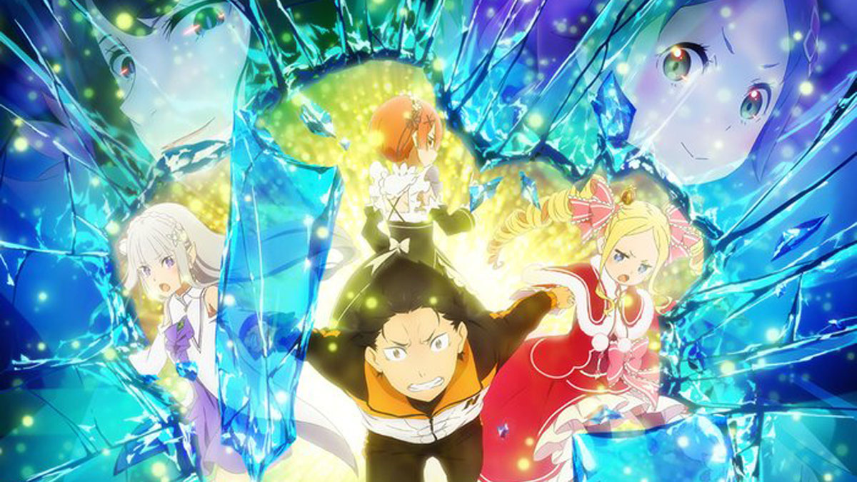Re Zero Season 2 Part 2 Release Date Set For 2021 Re Zero Starting Life In Another World 2 Is Split Cour