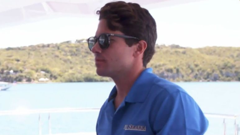 Rob Phillips is the newest crew member on Below Deck Season 8.