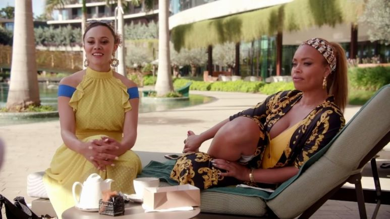 Ashley Darby talks RHOP reunion and says she felt bad for Gizelle Bryant