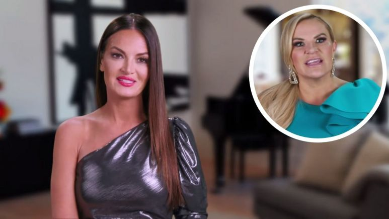 RHOSL star Lisa Barlow is not happy with cast mate Heather Gay for painting her as a mean girl