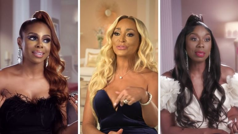 Karen Huger says Candiace is still in an emotional place, plus says relationship with Wendy Osefo is evolving