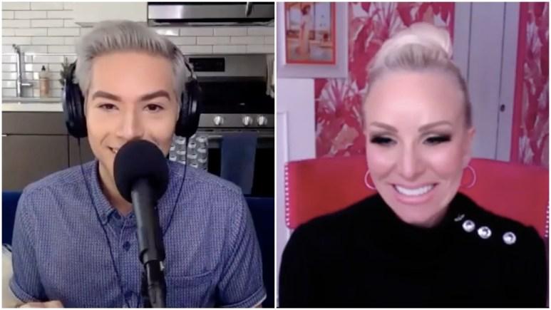 RHONJ star Margaret Josephs dishes with podcast host Zack Peter.