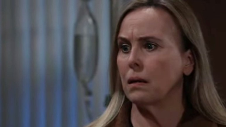 Genie Francis as Laura on General Hospital.