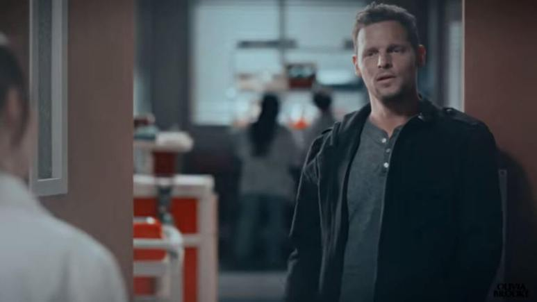 Alex Karev on Grey's Anatomy