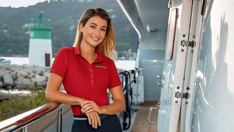 Below Deck Med: Who is Anastasia Surmava dating?