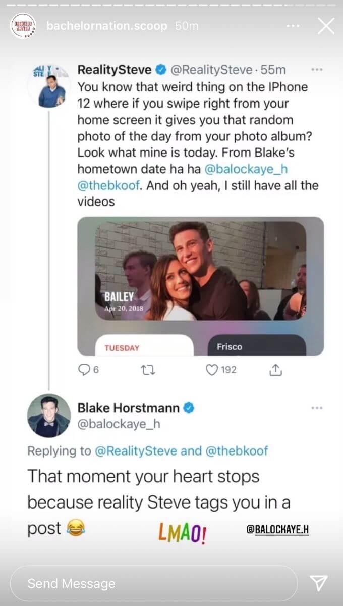Blake Horstmann