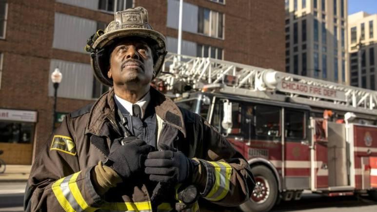 Eamonn Walker as Wallace Boden in Chicago Fire.