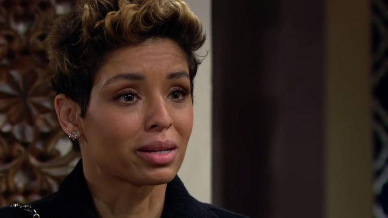 The Young and the Restless spoilers ease Elena and Devon make a plan.