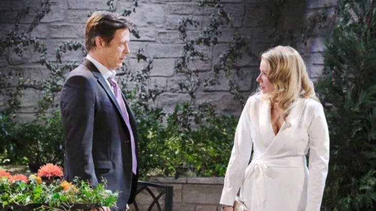 Days of our Lives spoilers tease Jennifer and Jack are shocked by Laura.
