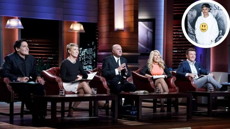 Justin Bieber makes a guest appearance on Shark Tank.