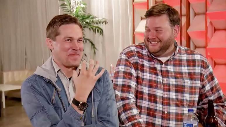 MAFS Season 12 Erik laughing