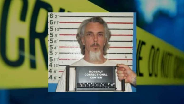 Mugshot of Dennis Woodward