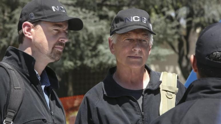 NCIS Gibbs And McGee