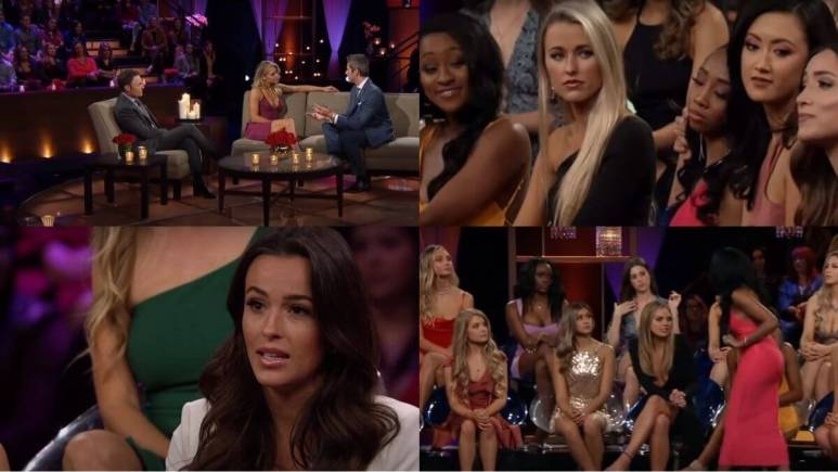 The Bachelor: The Women Tell All drama