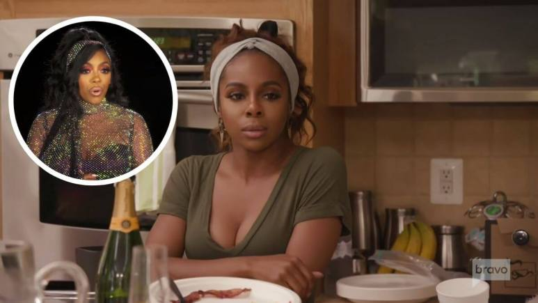 RHOP star Candiace Dillard has more words for Porsha Williams telling her to stay in Atlanta