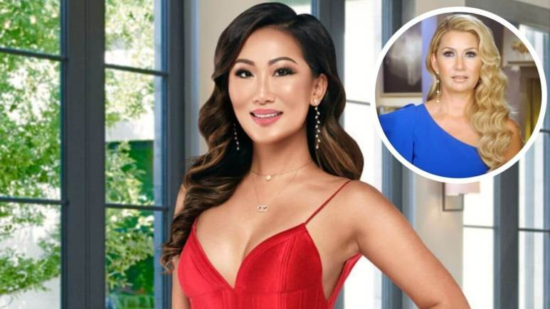 RHOD newbie Tiffany Moon talks drama with Kary Brittingham and admits their not in a good place