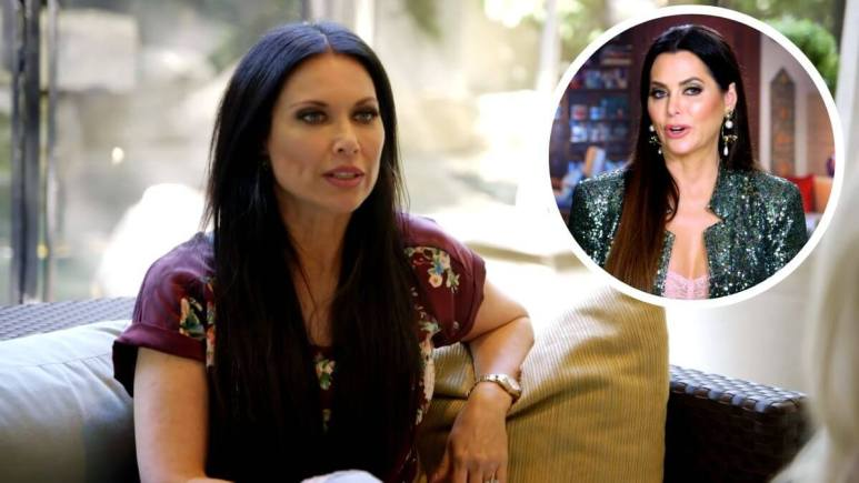 RHOD star D'Andra Simmons says she should have handled thing differently with former friend LeeAnne Locken