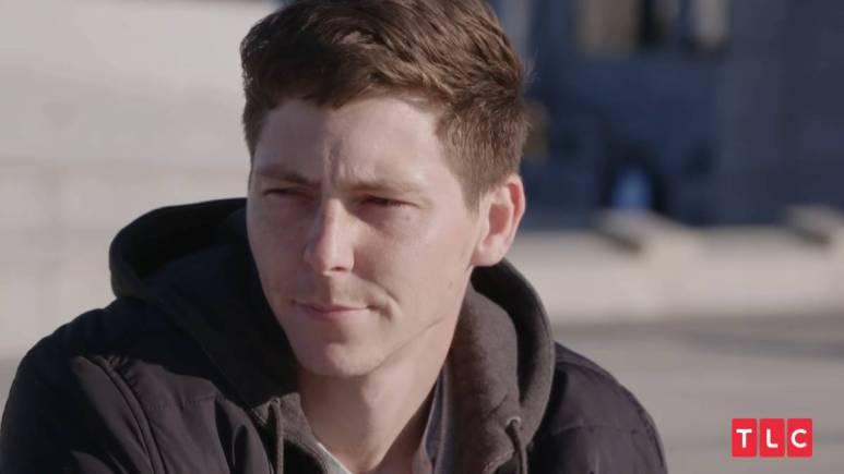 Brandon Gibbs has a fulltime job outside of working on his family's farm.
