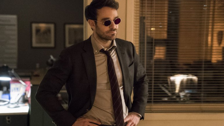 Charlie Cox Daredevil in Spider-Man 3 Matt Murdoch.