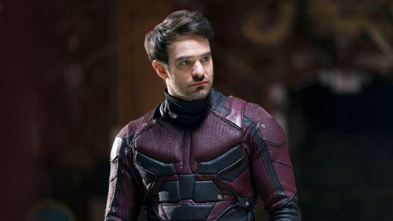MCU Daredevil reboot maskless