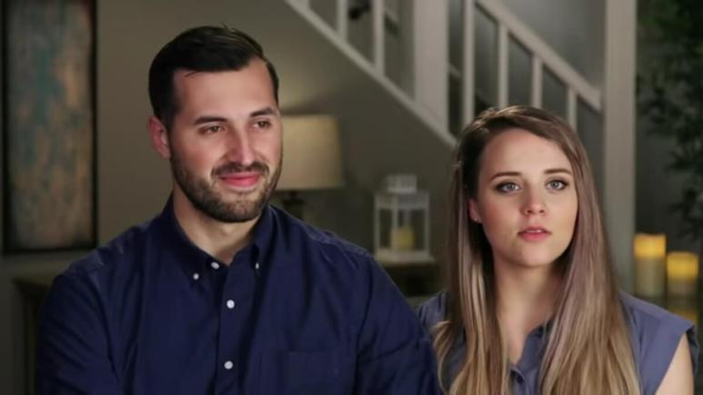 Jeremy Vuolo and Jinger Duggar.