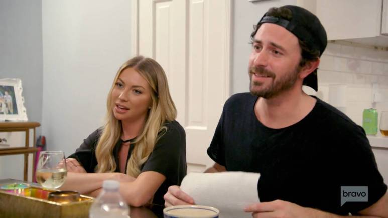 Stassi Schroeder and Beau Clark recently welcome their daughter, Hartford, to the world.